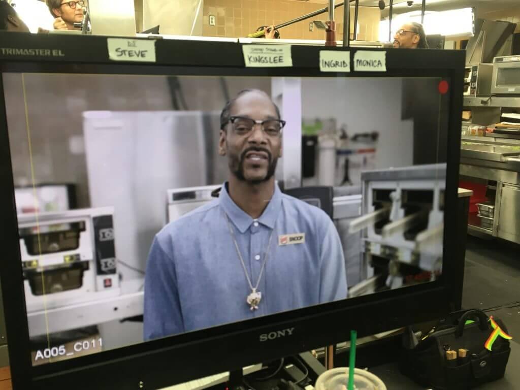 Set-Snoop-bk-monitor